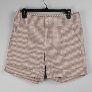 Dockers Plaid Ideal Fit Shorts